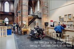 Tương Lai Của Các Nhà Thờ Ở Hà Lan Với Các Dự Án Xã Hội